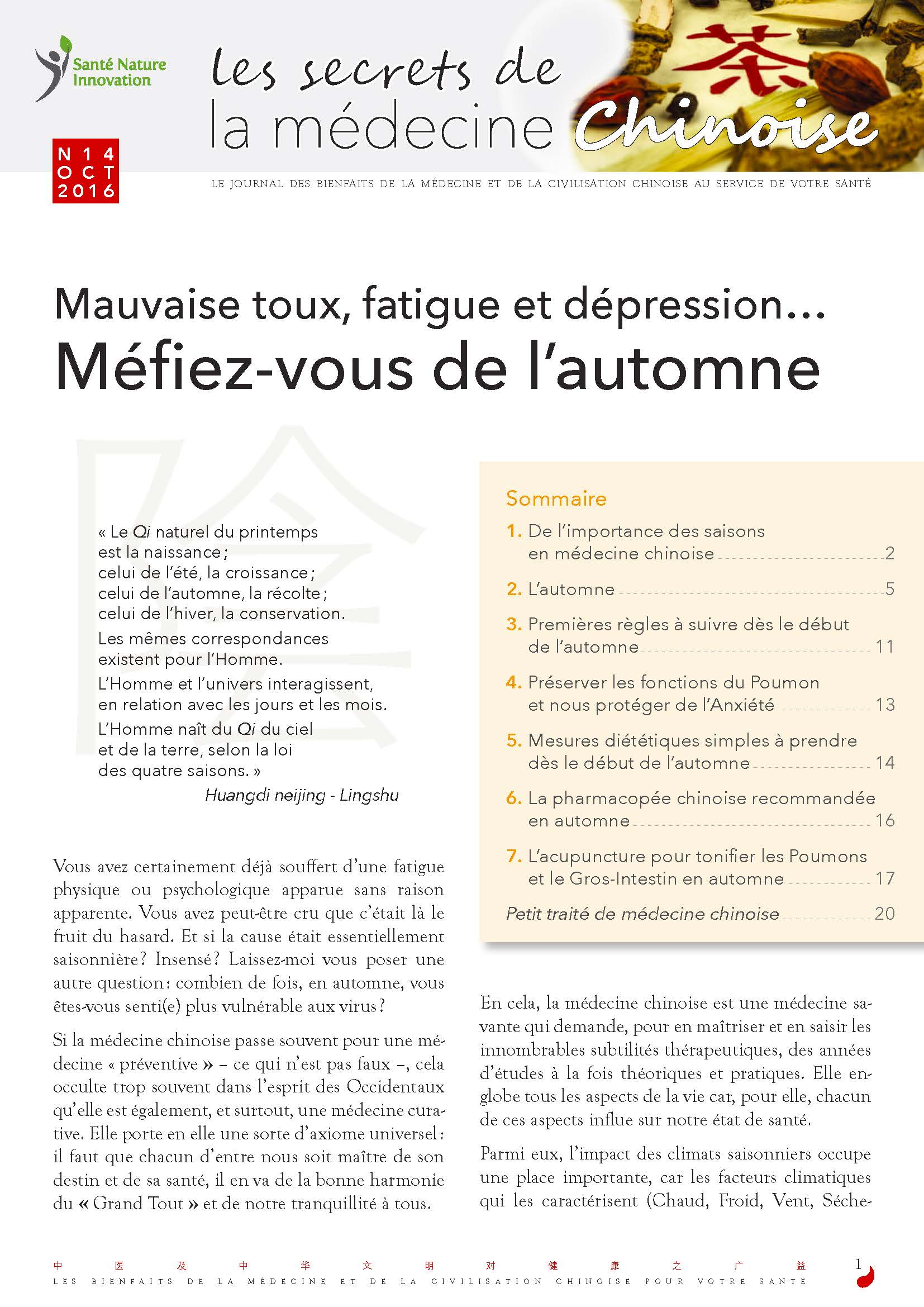 14 - DEPRESSION AUTOMNE 1