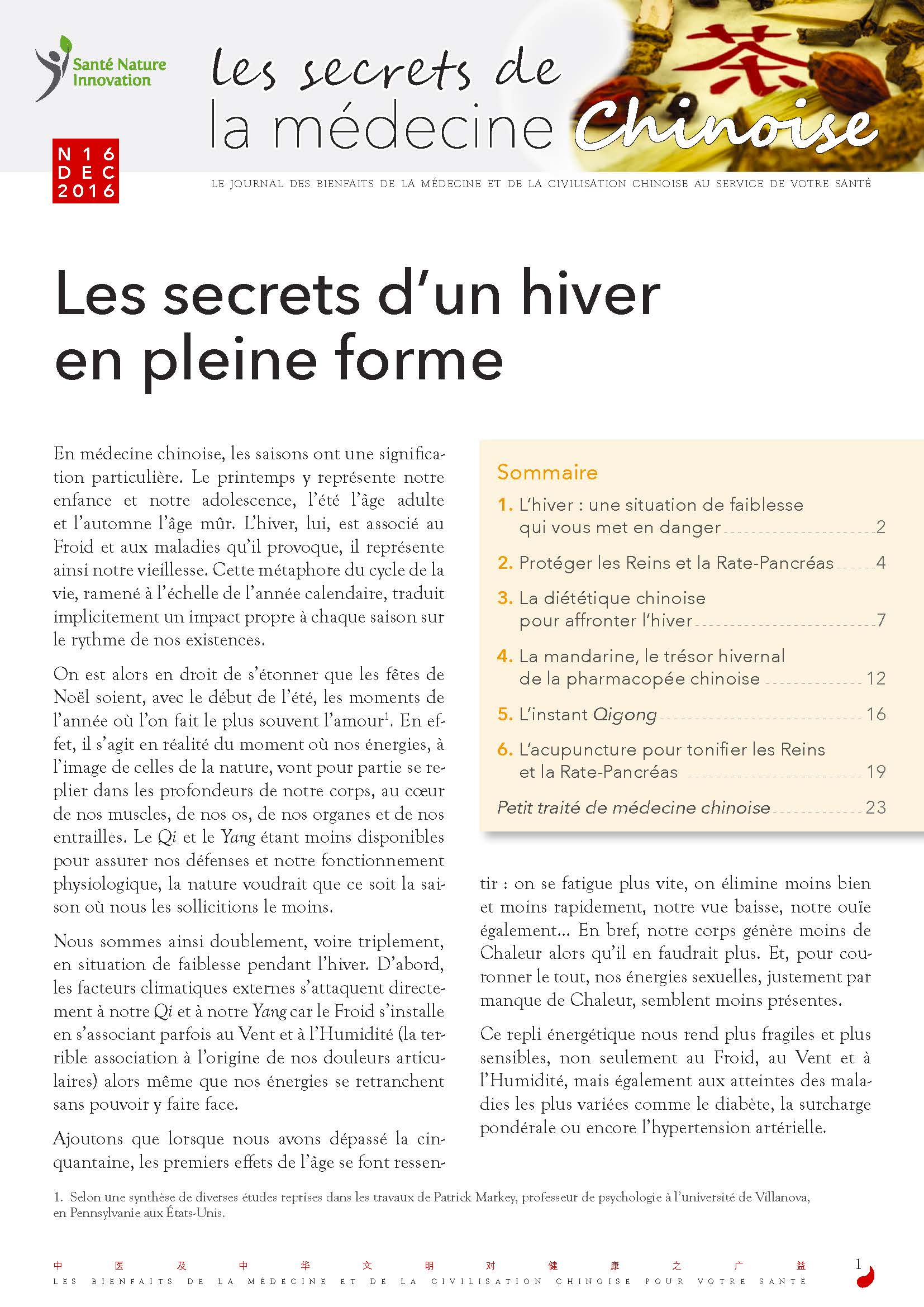 16 - L'HIVER 1